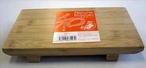 JapanBargain Bamboo Sushi Serving Geta Plate
