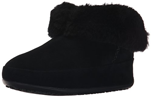 Boot Shorty Women's Black All Mukluk fitflop gA7qwt84