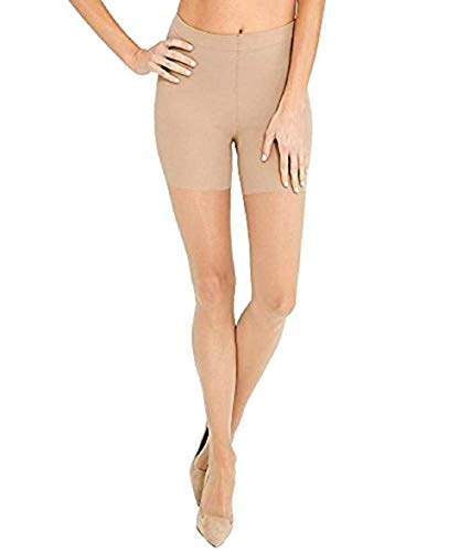 Nylon Spanx Tights - SPANX Luxe Leg Sheers Firm Control Pantyhose, B, Nude 3