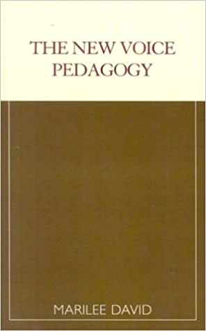 Book The New Voice Pedagogy