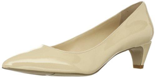 Nine West Fanesa Mujer Crema Tacones Zapatos Talla