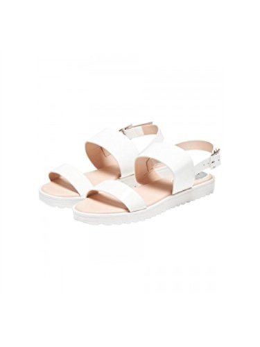Only Pour Femme Blanc Femme Sandales Blanc Only Pour Pour Sandales Only Sandales 1pSnqt