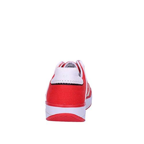 MBT Sneakers Mujer 37 EU Naranja Blanco Textil Cuero