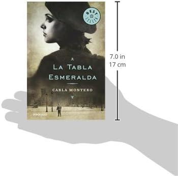 La tabla esmeralda (Best Seller): Amazon.es: Montero, Carla: Libros