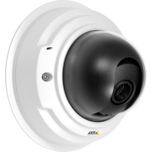 Monochrome Color (AXIS P3367-V Network Camera - Color, Monochrome - 2592 x 1944 - 3x Optical - CMOS - Cable - Fast Ethernet - 0406-001)