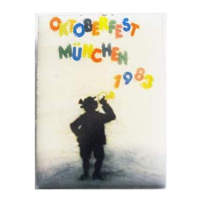 Beste Auswahl Plaque Oktoberfest 1983
