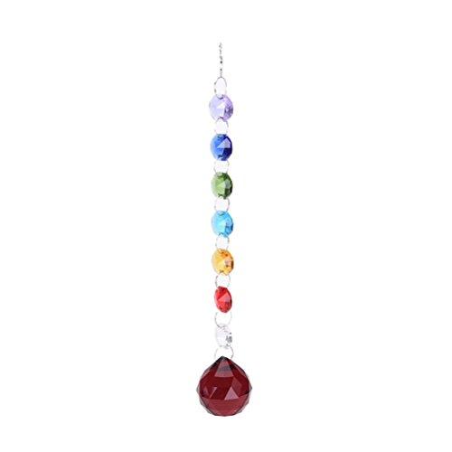 MONOMONO-Hanging Window Handmade Rainbow Suncatcher Crystal Prisms Ball Xmas Lamp Decor - The Mall Cod Cape