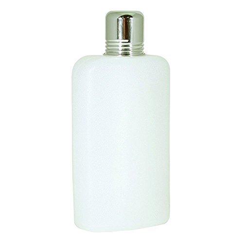 ★大人気商品★ 10 Franmara Ounce, White Colored Plastic B01NBTFRCI Travel Flask with by Chrome Top Cup by Franmara B01NBTFRCI, 加悦町:8f51ad2b --- preocuparse.me