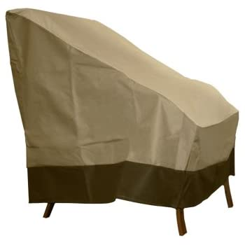 Amazon Com Patio Armor Highback Chair Cover 33 Quot L X 28