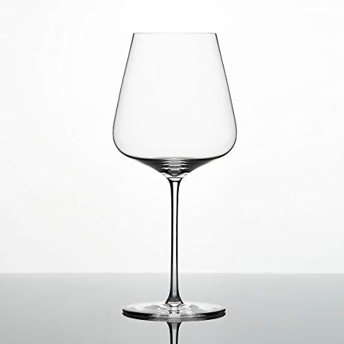 Zalto Denk'Art Bordeaux Wine Glass - Luxury Stemware - 2 Pack