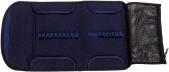 4YOU Zusatztasche Soft Etui, Ungefüllt Grau (Marine) 16550170000