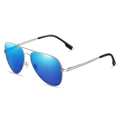 Polarizadas Macho Gafas C Espejo Conductor Hombres De De De Gafas Los Sol Color B De Gafas Conductor GAOYANG Afluencia Sol aqwxtUC