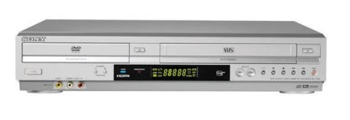 Sony SLVD570H DVD/VCR Combo Player with