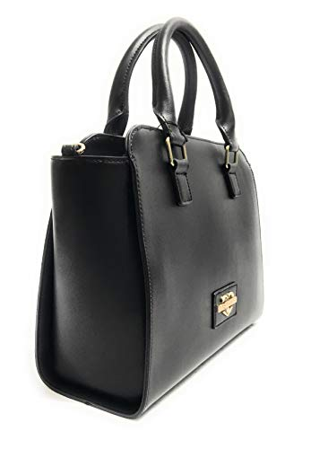 Ecopelle tracolla Borsa Mano Donna Love Colore Bs19mo11 Nero Calf Moschino In nSqp7ZxZW