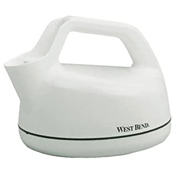 West Bend dBA/Focus Electrics 6400 1-QT. Electric Tea Kettle