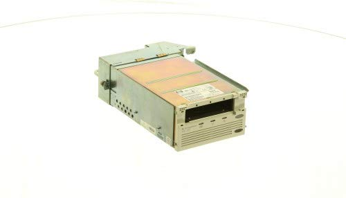 (HP 293532-001 160-320GB SDLT Low Voltage Differential-Single-Ended (LVD-SE) SCSI tape drive module - Includes a drive and a fan inside a hot-plug shoe (carrier))