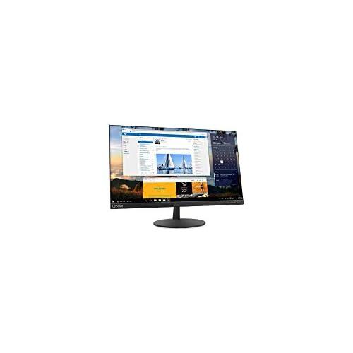 chollos oferta descuentos barato Lenovo L27q Monitor de 27 Pantalla QHD IPS 2560 x 1440 pixeles tiempo de respuesta de 4 ms HDMI Color plata