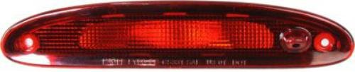 CPP Third Brake Light for Chrysler Town & Country, Voyager, Dodge Caravan CH2890102 ()