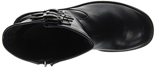 Mylene Mujer Botas Noir Noir CHATTAWAK Motero Estilo 7wqxS7dF