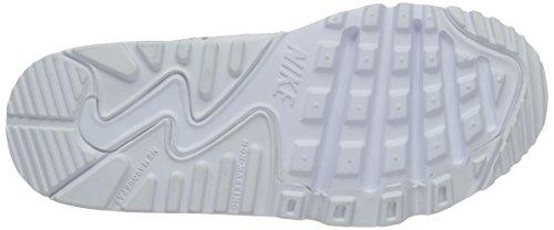 Nike Jungen Air Max 90 LTR (PS) Laufschuhe Weiß (White/White 100)