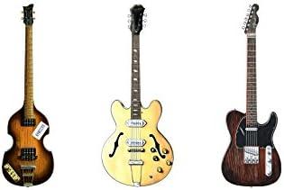 George Morgan Illustration Las Guitarras de los Beatles del ...