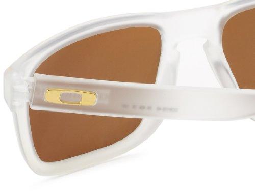 Haun Blanco sol Clear Oakley Matte Unisex de Gafas Holbrook White USqWWXaY