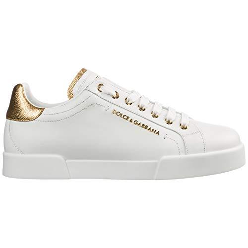 Dolce&Gabbana Men Sneakers Bianco 12 US
