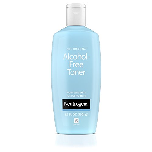 Neutrogena Oil- and Alcohol-Free Facial Toner, with Hypoallergenic Formula, 8.5 fl. oz ()