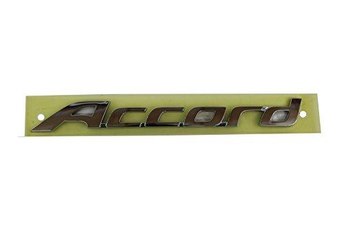 Accord Emblem - 7