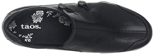Women's 8 Black Taos loafers Encore Black M dp1dqgw