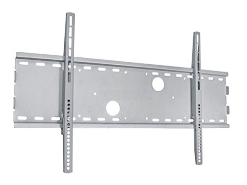 es Fixed TV Wall Mount Bracket - For TVs 37in to 70in Max Weight 165 lbs VESA Patterns Up to 750x450 Works with Concrete & Brick UL Certified ()