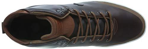 Marron Baskets Cam dk 318 Lacoste Homme 1 Dt3 brw Tan Explorateur Classic 744pA