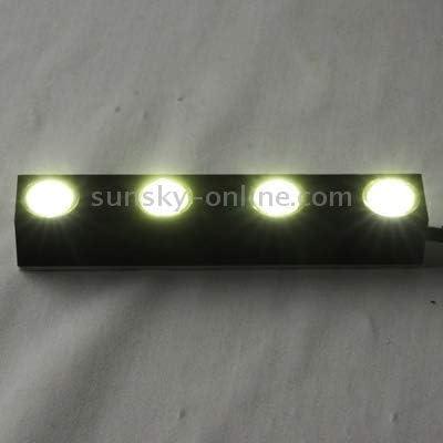 de Eagle Eye Light Eagle Eye Light 8W luz LED a prueba de agua del ojo de /águila blanca magn/ética for veh/ículos
