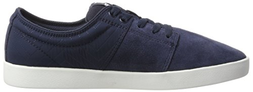 Zapatillas Supra Hombres Stacks Ii Skate Midnight White