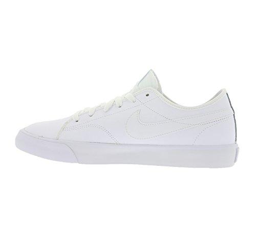 Nike Primo Court Leather, Zapatillas de Deporte Para Hombre Blanco (Blanco (White/White))