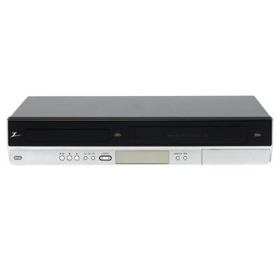 Zenith XBR716 DVD±RW/VCR Combo Recorder (Silver/Black)