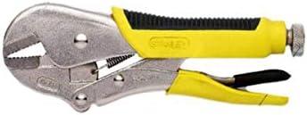 CHENBIN-BB 家の修理に適した、すなわち屋外産業メンテナンス多機能プラスハードタイガープライヤーセット、10インチ(カラー:イエローブラック、サイズ:10インチ)