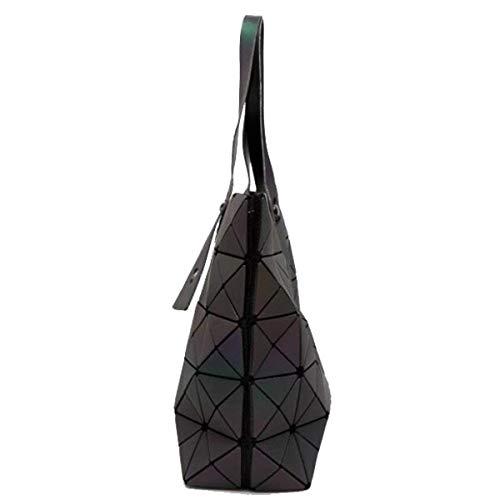 Taille Variété Sac Pliable à Mode XLF Main des unique géométrique de Femmes vTAgdgnxq