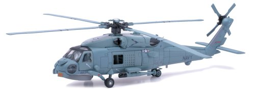 New Ray 1/60 D/C SH-60 Sea Hawk Helicopter - New Ray Helicopter