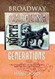 Broadway Generations, Marie Toms, 0979770181