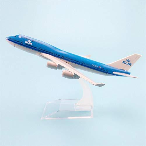 16cm Metal Airplane B747 Model 747 Model - Model 747