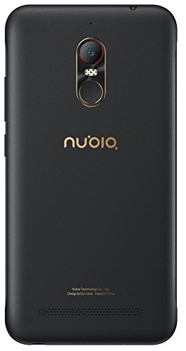 "Nubia N1 Lite 5.5"" Factory Unlocked Phone - 16GB - Black & Gold (U.S Warranty)"