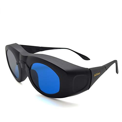OD6+ 600 -1100nm Laser Protective Goggles 632.8 694 755 808 810 904 980nmEP-14-4