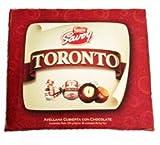 Savoy Toronto Nestle Avellana Cubierta con Chocolate 324gr 36 Pieces 8 Pack