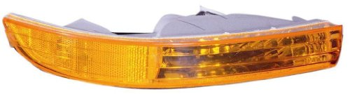 ura CL Passenger Side Replacement Signal/Side Marker Lamp Unit (Acura Cl Light)
