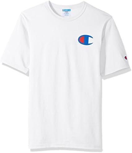 Champion Mens Life Heritage Tee T-Shirt