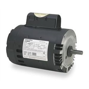 1/2 hp 3450rpm 56C Frame 115/230V Swimming Pool - Jet Pump Motor Service Factor = 1.60 - AO Smith /