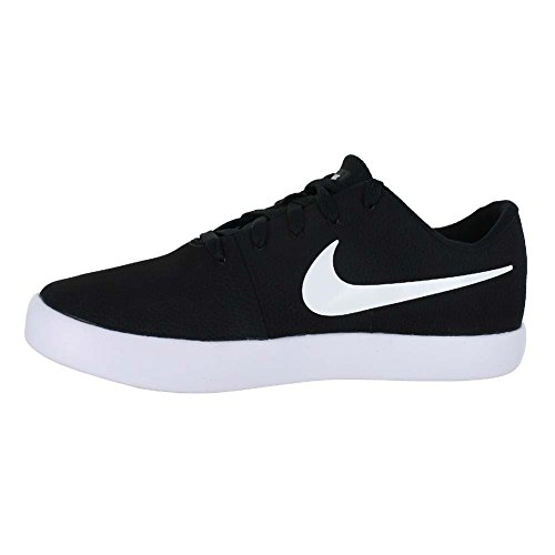 NIKE Men's Essentialist Casual Shoe Black White Leather cheap sale supply clearance geniue stockist free shipping ebay great deals for sale dlqXGNpY