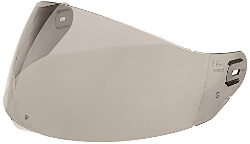Stealth C Series Mirror On Smoke Shield for Full Face Helmet (Mirror Smoke Helmet Shield)