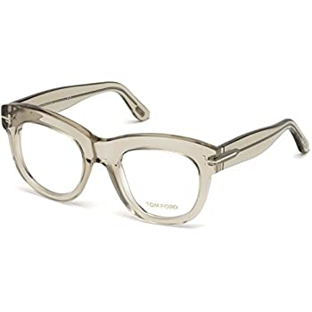f1a76041d8 Amazon.com  Tom Ford FT5493 Eyeglasses w Demo Clear Lens (Grey other ...
